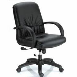 Black Staff Chair