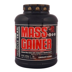 Muscle Tr Muscletrail Mass Gainer ( Ask for rate), Prescription, 3kgail