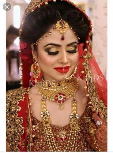 Bridal Makeup Services At Rs 2500 Day
