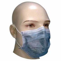 Non-Woven Earloop Surgical Face Mask