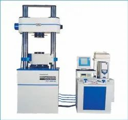 Computerized Compression Testing Machine - FCT-EC