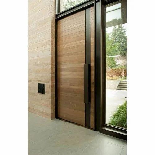 Rectangle Wooden Stylish Door