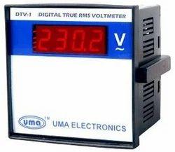 Digital Single Phase True Voltmeter.