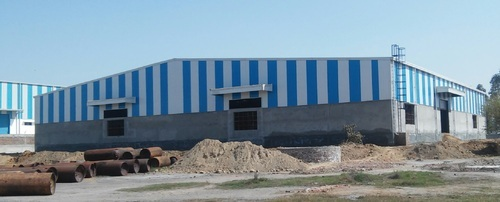 Westro Engineers And Pvc Peb Shed Rs 350 Square Feet