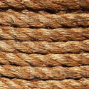 Natural Twisted Manila Rope