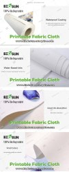 Solvent 1day Cloth printing fabric printing, in Mysore
