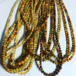 Opel Round Beads