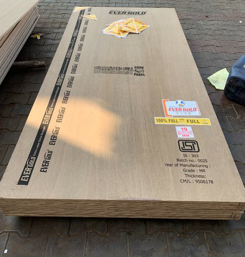 POPULAR AND EUCALYPTUS EVER GOLD ALTERNATE 15 PLY EXTRALINE PLYWOOD, For Industrial