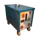 Automatic 450 Electric Welding Machine, Voltage: 220 And 440 V