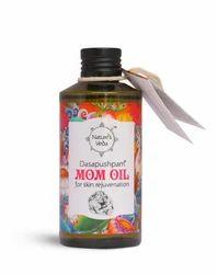Green Fresh Natures Veda Dasapushpam Mom Oil, for Skin Care, Packaging Type: Pet Bottle