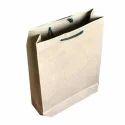 Brown Plain Kraft Paper Bag, For Shopping, Capacity: 5kg