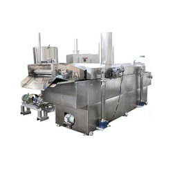 Fully Automatic Banana Chips Fryer Line