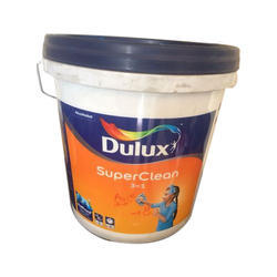 Dulux Super Clean, Packaging Size: 20 L, Packaging Type: Bucket