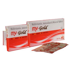 MV-Gold Multivitamin Tablet