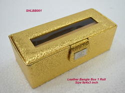 Bangle Box Leather