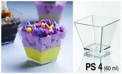 Plastic Dessert Cup