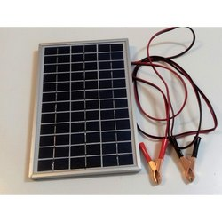 Solar Battery Charger, 12-24 V, For Battery Charging