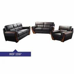 Genuine Leather Home Sofa Set