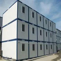 Mild Steel Prefab Prefabricated Steel Buildings