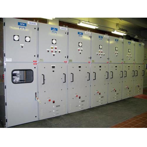 Substation Panel, Ac 50/60 Hz