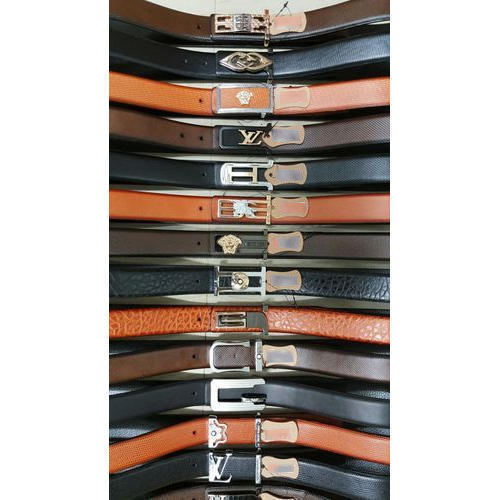 Metal Buckle Mens Fashion Belts At Rs 90 Piece Gents Belt
