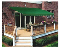 Plain Retractable Outdoor Awnings