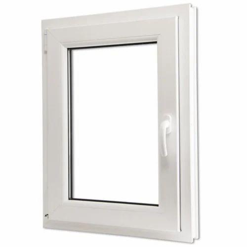 White GPSP Window Frame Profile, Rs 65 /running feet, Laxmi Welding ...