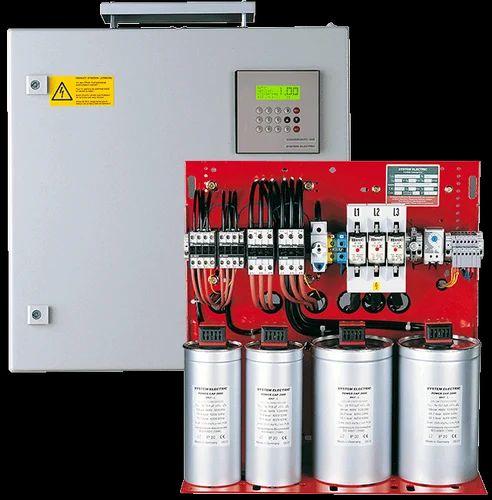Automatic Power Factor Controller - Power Factor Correction Panel