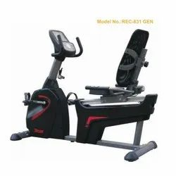 REC 831 GEN Semi Commercial Recumbent Bike