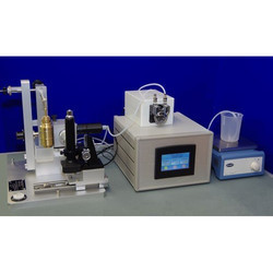 Motorized Abrasion Tester With Digital Counter