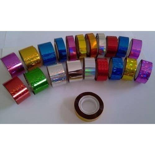 Holographic Tape Jumbo Rolls