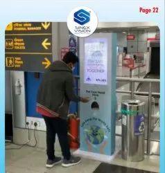 Sanitizer Dispenser Auto Sens - 1