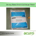Strong Base Anion Exchange Resin, Pack Size: 25 Ltr