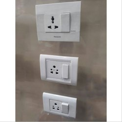 Plastic Electric Modular Switch Board