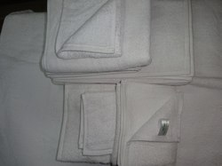 Hotel White Towel Set