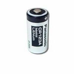 CR123A Panasonic 3 Volt Lithium Battery