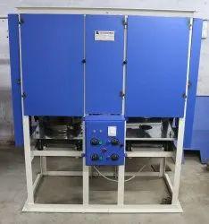 Automatic 2-Die Thali Making Machine