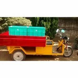 310 Kg + 80 Kg Loader E Rickshaw