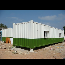 Prefabricated Offices Projects