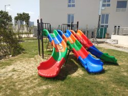 SNSK5 FRP Kids Zone Slides