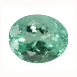 Light Green Colombian Emerald