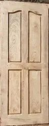 Wood Swing Panel Hardwood Door, Size: 80x32 Inch, Thickness: 30 mm