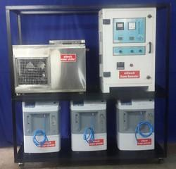 Ozone Generator For Waste Water Treatment