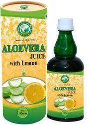 Aloevera With Lemon Juice