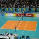 Volleyball Sports Flooring Services