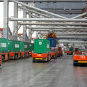 Container Railway Transportation Service
