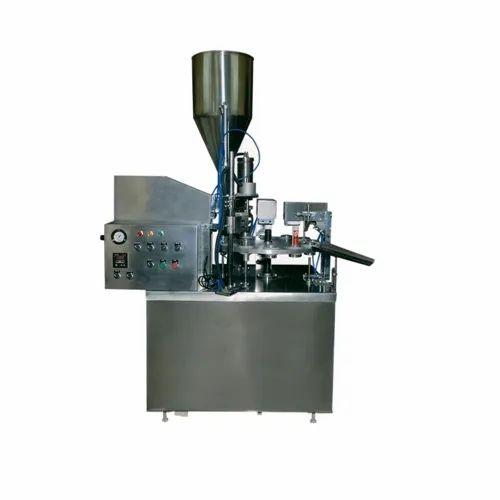 Ashvani Semi Automatic Tube Filling & Sealing Machine, 220 W, Rs 450000  /piece   ID: 15917756148