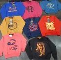 Sweat Shirt Kids Round Neck