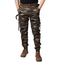 Mens Army Cargo Pants