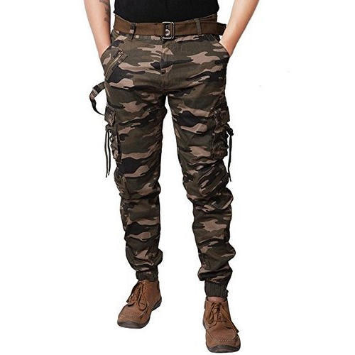 2ea080794cd XS   Large Printed Army Cargo Pants